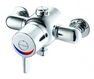 Thermostatic Mixing Showers (RWC, HORNE & Dart Valley)