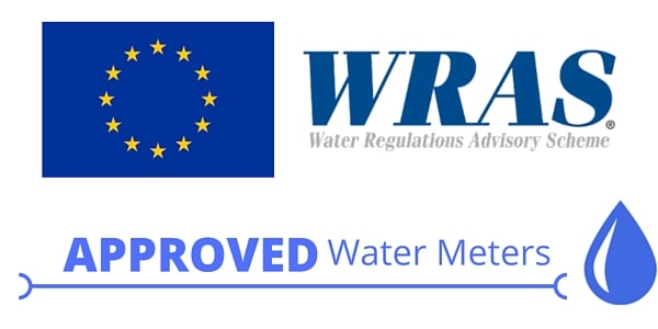 Water Meters - WRAS & MID Approved Meters