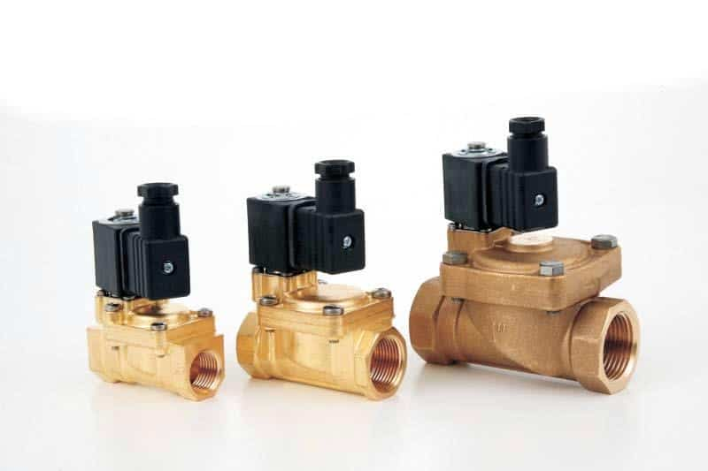 Automatic Water Shut Off Valves - BREEAM WAT 03 Compliant