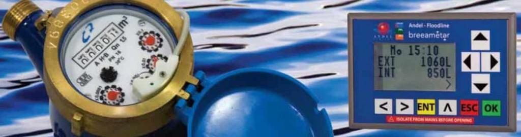 Andel Leak Detection For Gas, Water & Oil –Breeameter® Wat 02 & Wat 03 Flow Meter Leak Detection System