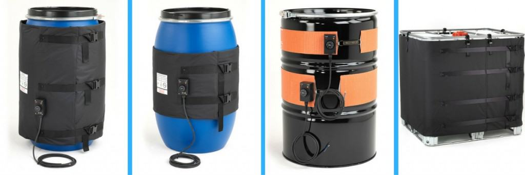 Drum Heating IBC Heating - Insulated Jacket Heaters