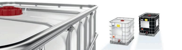 IBC Containers - Schutz