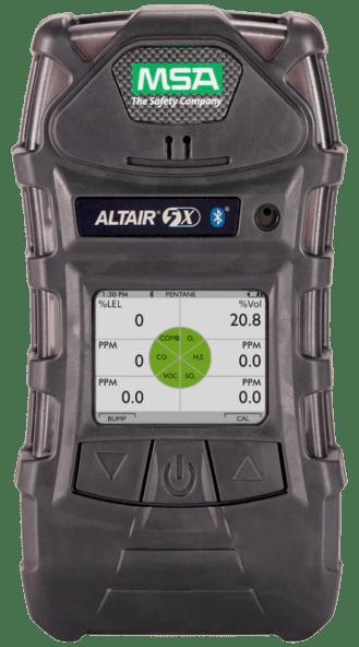Msa Altair 5x Multigas Detector Portable Gas Detection