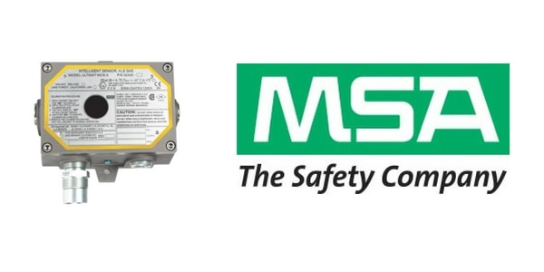 MSA Ultima MOS-5 Gas Sensor - Fixed Gas Detector