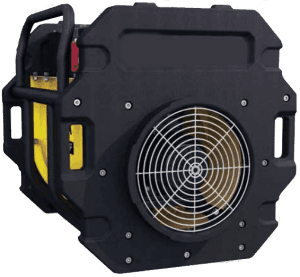 Portable ATEX Heaters - Hazardous Area Zone 1 & Zone 2 (ATEX)