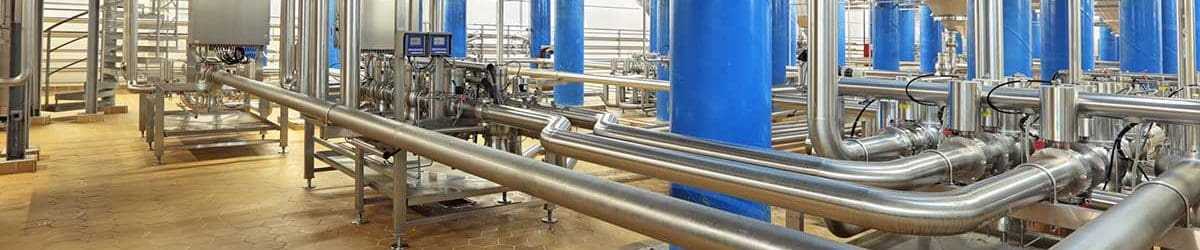 Process Pipework Heating