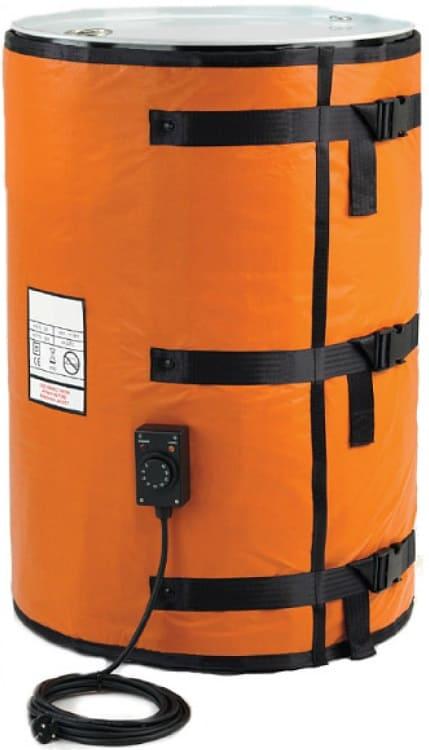 Drum Heater – Food Industry FDA Approved Drum Heating Jacket HSHP