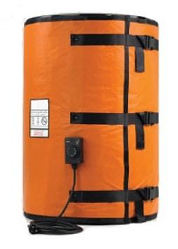 Drum Heaters - Food Industry FDA Approved Drum Heating Jacket