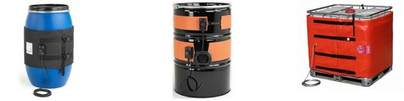 Drum & IBC Heaters - Hazardous Area Zone 1 Zone 2 ATEX