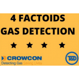 Hydrogen Sulphide H2S Gas Detection – See How Crowcon Detects H2S Gas Levels