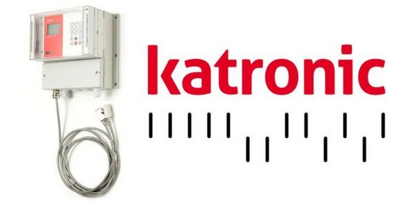 Katronic KATflow 150 Ultrasonic Clamp-On Flowmeter (Fixed)