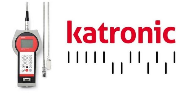 Katronic KATflow 200 Ultrasonic Clamp-On Flowmeter (Portable)