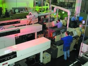Manufacturing Solenoid Valves