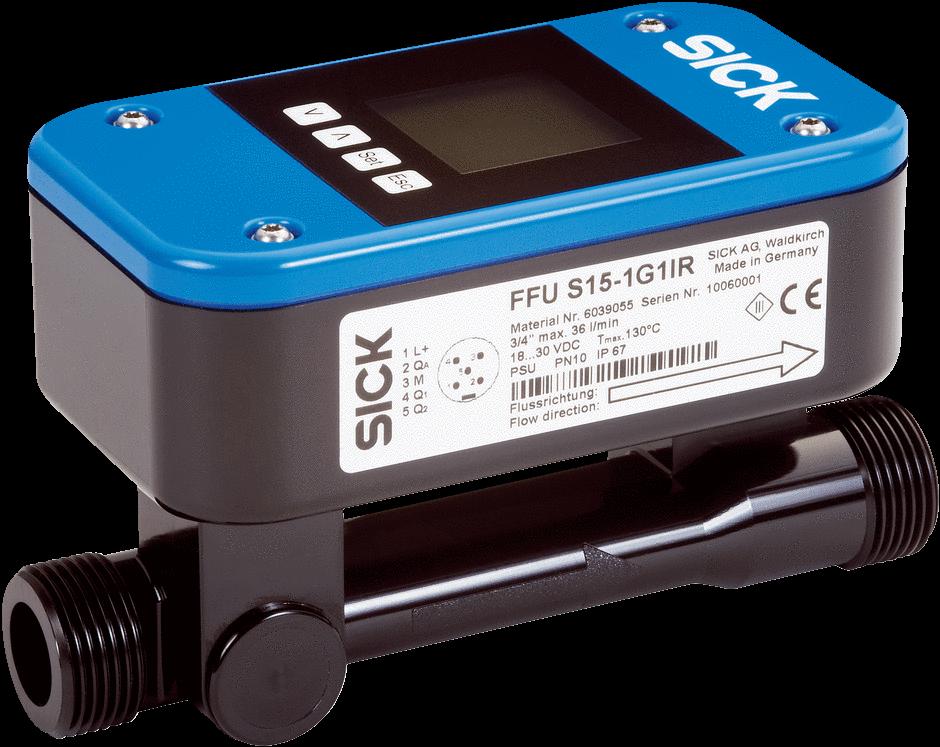 SICK Flow Sensors - SICK FFU LMS511 Flow Measurement SICK Sensors