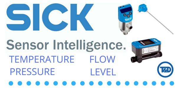 SICK Flow Sensors