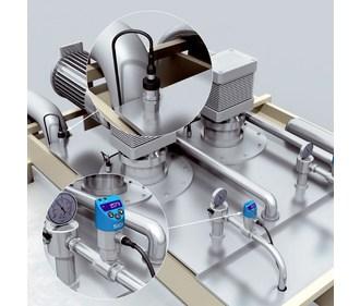 Sick PBS Pressure Measurement Sensors