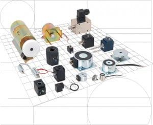 Solenoid Coils For Solenoid Valves