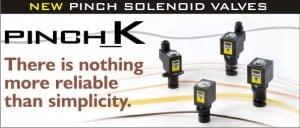 Solenoid Valves - SIRAI Pinch Valves