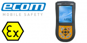 ATEX Handheld Computer Zone 1 / Zone 21 & Div 1 Hazardous Area – Ecom I.ROC 520 Handheld Computer