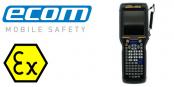 ATEX Handheld Computer Zone 2 Hazardous Area – Ecom CK7X ATEX PDA
