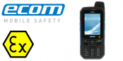 ATEX Mobile Phone Zone 1 Hazardous Area – Ecom Ex-Handy 09 Smart Phone