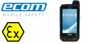ATEX Mobile Phone Zone 1 Hazardous Area – Ecom Smart-Ex 01 Smart Phone