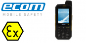 ATEX Mobile Phone Zone 2 Hazardous Area – Ecom Ex-Handy 209 Smart Phone