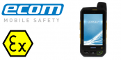 ATEX Mobile Phone Zone 2 Hazardous Area – Ecom Smart-Ex 201 Smart Phone