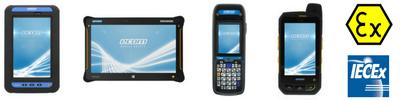ATEX Smartphones, Tablets & Handhelds