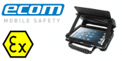 ATEX Tablet Zone 2 Hazardous Area – Ecom XCRiPad Mini (Apple iPad)