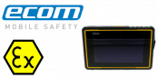 ATEX Tablet Zone 2 Hazardous Area – Ecom Z710-Ex Android Tablet