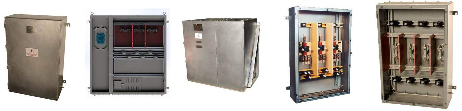 Abtech High Voltage Enclosures