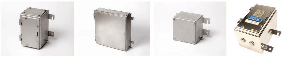 Abtech SX Stainless Steel Electrical Enclosures & Junction Boxes - Zone 1 & Zone 2