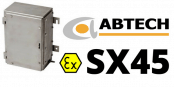 Abtech SX45 Enclosures – Zone 2 ATEX