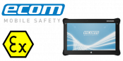 Division 2 Hazardous Area Tablet CSA – Ecom Pad-Ex 01 D2 Tablet (Windows)
