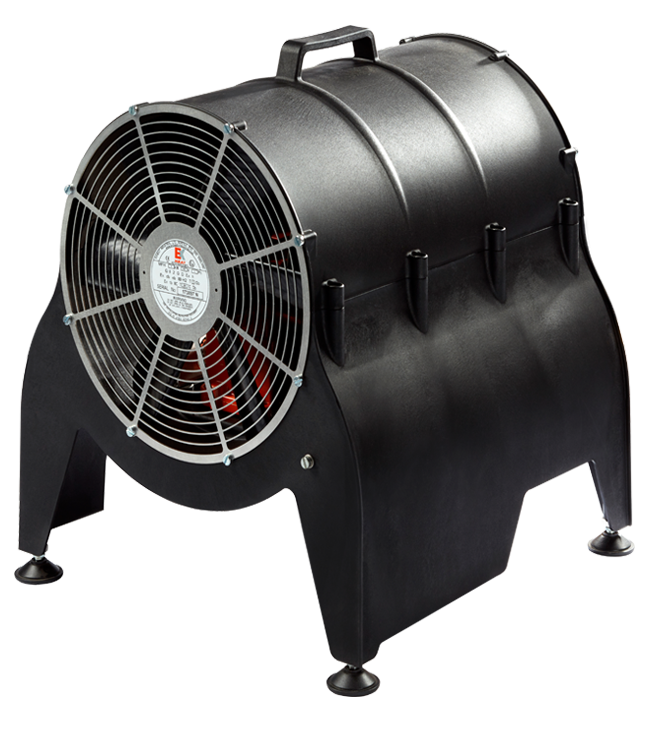 EXHEAT Bulldog Heater Portable ATEX Electric Fan Heaters