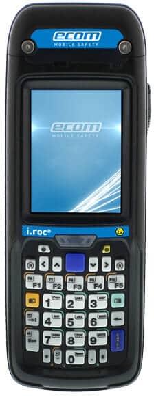 Ecom I.ROC C170-EX Handheld Computer