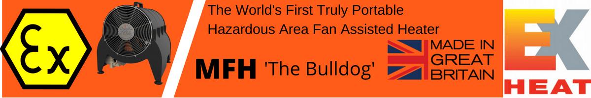 Hazardous Area Fan Heaters