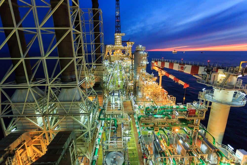Hazardous Area Lighting Oil Gas