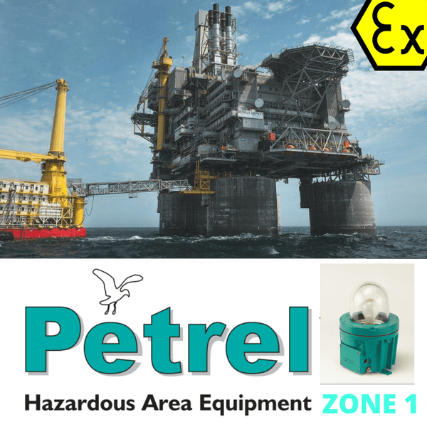 Lighting – Hazardous Area Zone 1 Lighting ATEX Certified