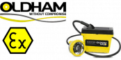 Oldham Caplamp AE16 – Hazardous Area Group 1 Mining M1 ATEX Lamps