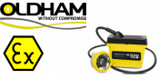Oldham Caplamp DL16 – Hazardous Area Group 1 Mining M2 ATEX Lamps