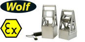 Wolf ATEX Worklite Floodlights – Zone 1, 2, 21 & 22 Hazardous Area Floodlight