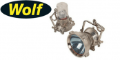 Wolf Airlamp Airturbo – Zone 1 & 2 Hazardous Area