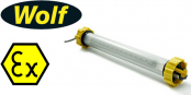 Wolf LinkEx LED Temporary Luminaire ATEX – Zone 1, 2, 21 & 22 Hazardous Area Leadlamp