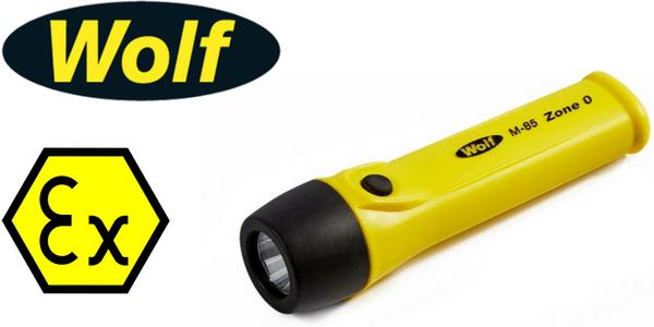 Wolf M-85 Midi Torch (Zones 0, 1, 2, 21 & 22 Hazardous Areas)