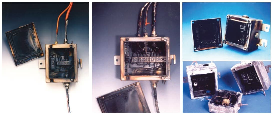 Zone 1 Fire Rated Enclosures & Junction Boxes (IEC311 BS6387)