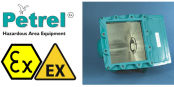 Zone 1 Floodlight Hazardous Area Lighting ATEX Ex de – Petrel 8 Series