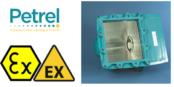 ATEX Floodlights | Zone 1 Floodlight Hazardous Area Lighting ATEX Ex de – Petrel 8 Series