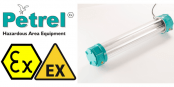 Zone 1 Fluorescent Hazardous Area Lighting ATEX Ex d – Petrel 7 Series